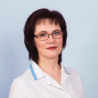 Гусева Елена Ивановна